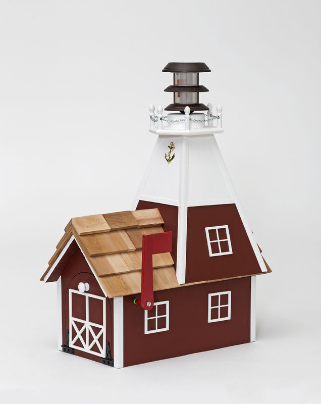 Lighthouse Mailbo Authentic Amish Made Light House ... on amish christmas decor, amish gardening tips, amish well covers, amish hutch plans, amish toys, amish duck houses, amish gifts, amish hay equipment, amish tractors, amish wooden garages, amish stoneware, amish fence posts, amish animals, amish plates, amish dinnerware, amish garage plans, amish tools, amish garden wagon, amish telephone booths,